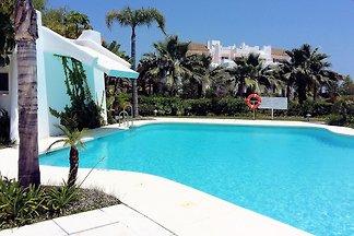 Gemütliche Ferienwohnung in Estepona mit...