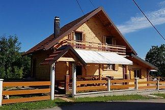 Schönes Ferienhaus Ogulin Lika in Karlovac,...