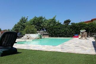 Moderne Ferienwohnung in Valledoria mit...