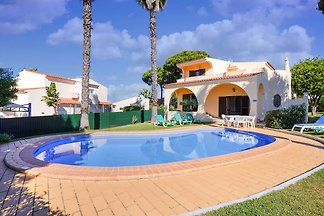 Villa splendide située à Vilamoura avec pisci...