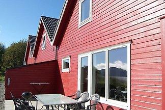 5 Sterne Ferienhaus in Sørbøvåg