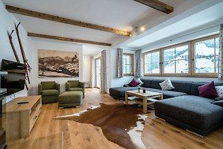 Luxuriöse Lodge in Hochkönig mit privatem...