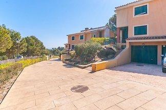 Gemütliche Villa im Mont-Roig del Camp  mit S...