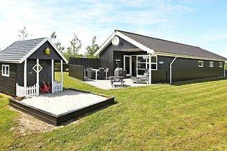 Modernes Ferienhaus in Tarm mit Sauna
