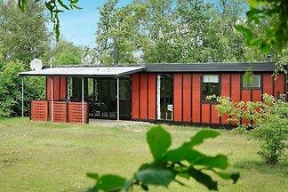 Modernes Ferienhaus in Bornholm mit überdacht...