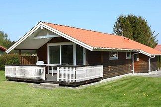 Fantastisches Ferienhaus in Skibby mit überda...