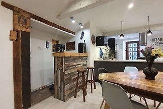 Renoviertes Ferienhaus in Bize-Minervois in d...