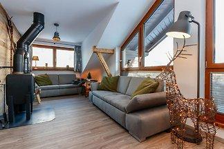 Modernes Ferienhaus in Rauris mit Barbecue