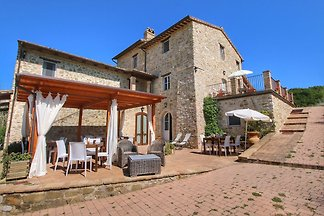Luxuriöses Cottage mit Pool in Assisi