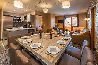 Schöne Wohnung, nahe den Pisten und Zentrum v...