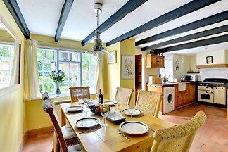 Charmantes Ferienhaus in Cornwall mit Garten