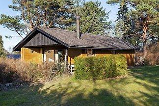 Rustikales Ferienhaus in Asnæs in Meeresnähe
