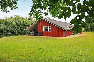 Charmantes Ferienhaus in Vestervig mit Sauna