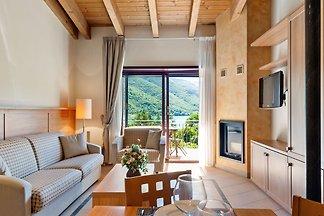 Herrliches Ferienhaus in Scanno mit Terrasse