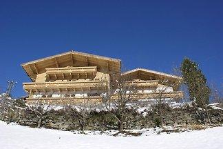 Großes Luxus-Chalet nahe Skigebiet ZillerAren...