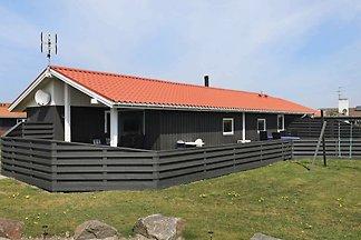 Klassisches Ferienhaus in Jütland mit...