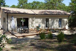 Unabhängige Ferienwohnung in der Gironde mit ...