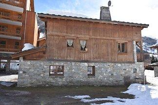 Chalet mit Seeblick in Tignes nahe Skigebiet