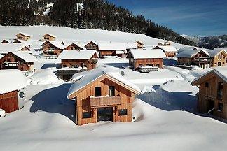 Luxuriöses Ferienhaus mit Terrasse in der...