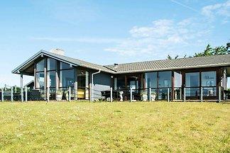 Luxuriöses Ferienhaus in Rønde Jütland in...
