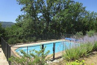 Serena Villa in Saignon mit privatem Pool