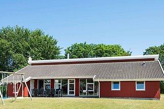 Modernes Ferienhaus in Jütland mit Sauna