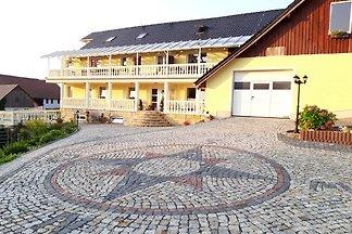 Wohlige Ferienwohnung mit Balkon im Kirnitzsc...