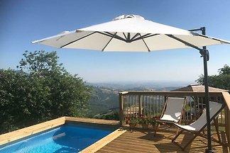 Ruhiges Ferienhaus in Corvara mit Schwimmbad
