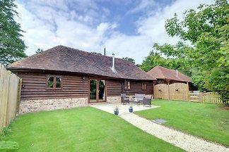 Rustikales Ferienhaus in Cranbrook Kent mit...