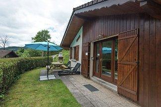 Chalet im La Bresse mit Terrasse
