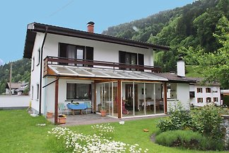 Boutique-Chalet in Gantschier mit Garten