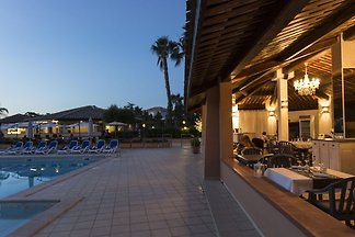 Großzügige Ferienwohnung mit Balkon an der Os...