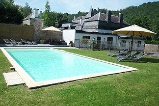 Stilvolles Landhaus in den Ardennen mit...