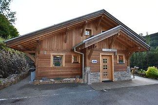 Idyllisches Chalet in La Bresse mit Sauna
