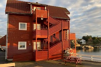 4 Personen Ferienhaus in tjellstø