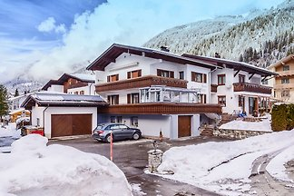 Sunlit Apartment in Gortipohl near Montafon S...