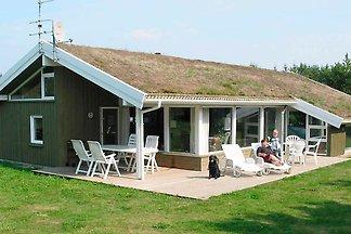 Wunderschönes Ferienhaus in Saltum mit Sauna