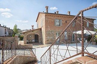 Luxuriöse Villa mit Privatpool in Badicorte,...