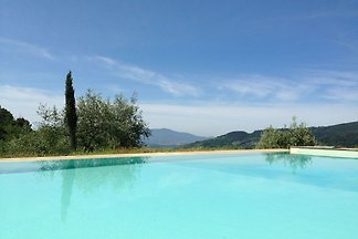 Modern Holiday Home in Pescia Tuscany with Sw...