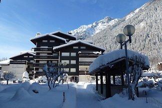 Moderne Wohnung in Chamonix-Mont-Blanc mit gr...