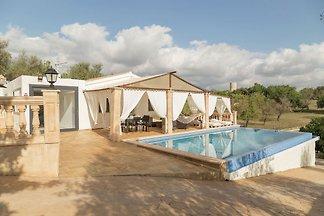 Gemütliches Ferienhaus in Caimari mit eigenem...