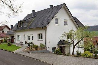 Luxuriöse Ferienwohnung mit eigener Terrasse ...
