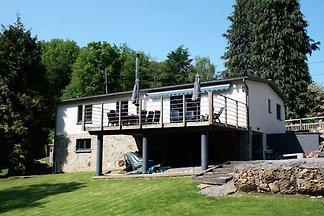 Luxuriöses Ferienhaus mit Sauna im Spa