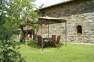 Pintoresco Casa de vacaciones en la Toscana c...
