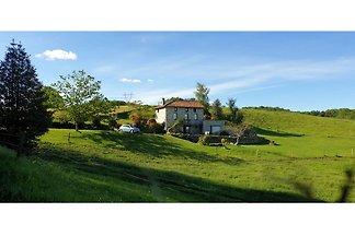 Schönes Landhaus aus Stein mit Whirlpool, Sau...