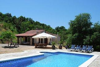 Ruhige Villa in Santa Cristina d'Aro mit...
