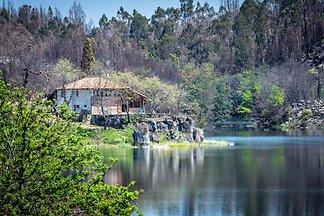 Traditionelles Landhaus in Treixedo mit...