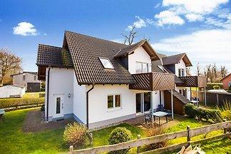 Geräumiges Apartment in Beckerwitz mit Balkon