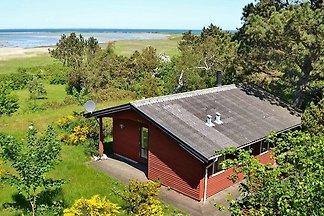 Modernes Ferienhaus in Martofte mit Meerblick