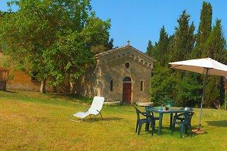 Kinderfreundliches Ferienhaus in Volterra mit...